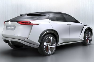 "Nissan Says the IMx or ""Leaf SUV"" Will EVs Mainstream, Remain True to Conceptual Design - image 740399"