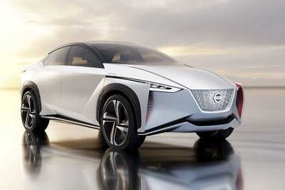"Nissan Says the IMx or ""Leaf SUV"" Will EVs Mainstream, Remain True to Conceptual Design - image 740404"