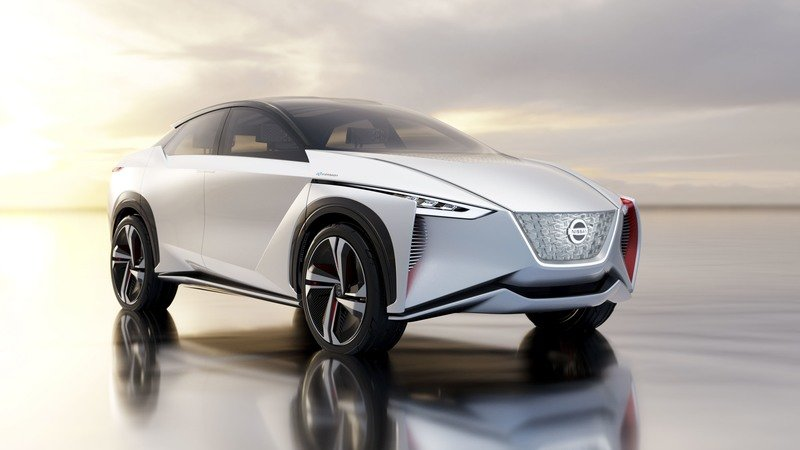"Nissan Says the IMx or ""Leaf SUV"" Will EVs Mainstream, Remain True to Conceptual Design"