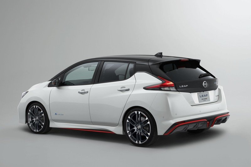 2017 Nissan Leaf Nismo Concept High Resolution Exterior - image 735735