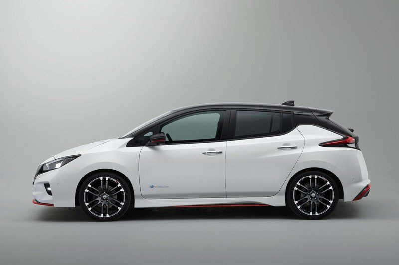 2017 Nissan Leaf Nismo Concept High Resolution Exterior - image 735736