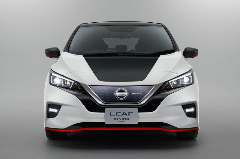 2017 Nissan Leaf Nismo Concept High Resolution Exterior - image 735737