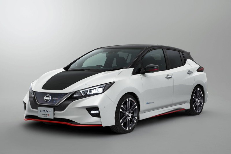 2017 Nissan Leaf Nismo Concept High Resolution Exterior Wallpaper quality - image 735734