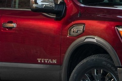 Nissan Removed the Fender Badge From 2018 Titan And Nobody Noticed