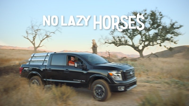 Nissan's New 2018 Titan Commercial Is Hilariously Catchy