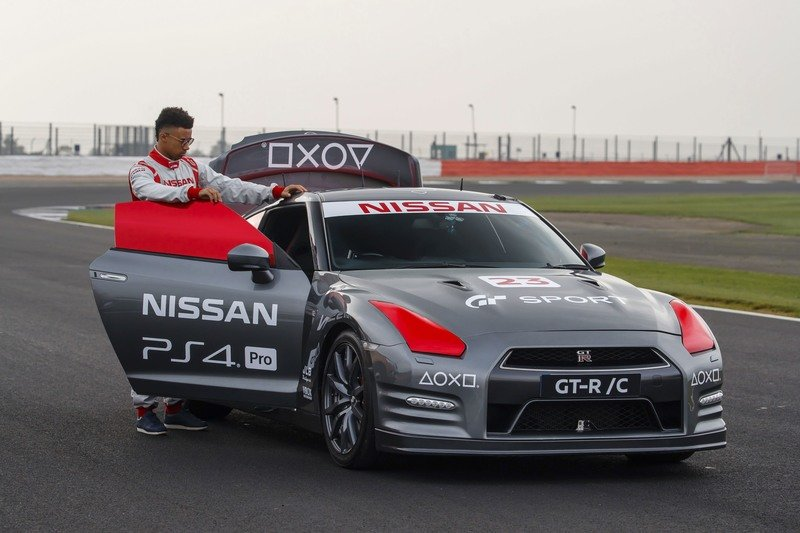 Nissan Turns Godzilla Into A Full-Sized Remote-Controlled Car