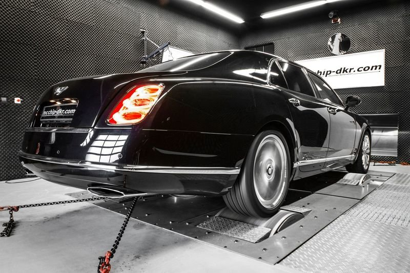 Noted German Tuner Wants To Build A Bentley Mulsanne Coupe
