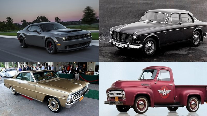 Oh, Canada: 8 Cars That Trace Their Roots To The Great White North