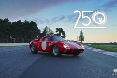 Petrolicious Profiles The Ferrari 250 LM: Video - image 736677