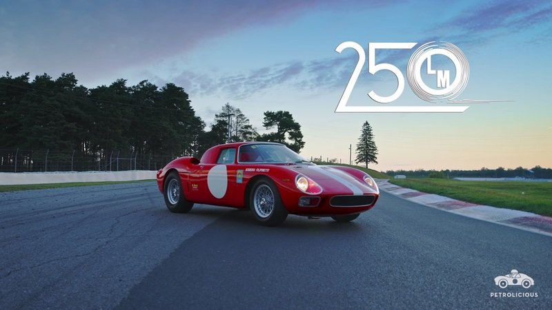 Petrolicious Profiles The Ferrari 250 LM: Video