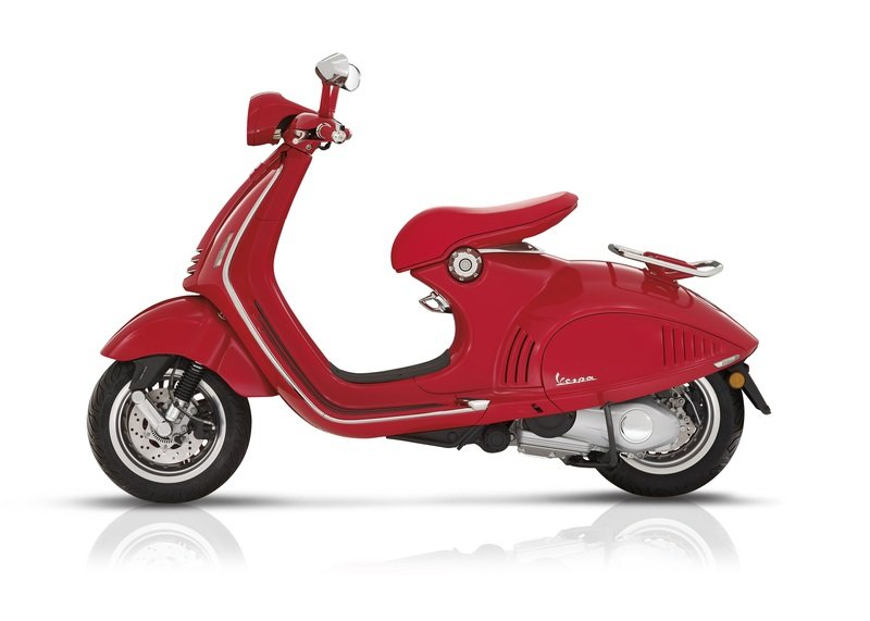 2016 - 2018 (Vespa 946) RED Exterior High Resolution Wallpaper quality - image 737063