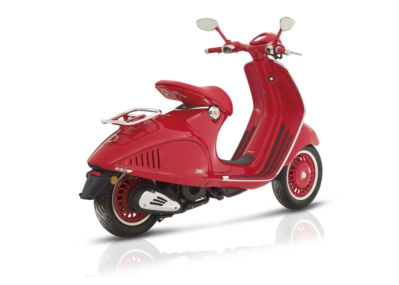 2016 - 2018 (Vespa 946) RED Exterior High Resolution Wallpaper quality - image 737069