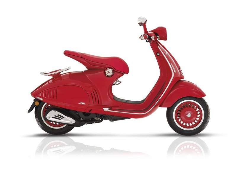 2016 - 2018 (Vespa 946) RED Exterior High Resolution Wallpaper quality - image 737062