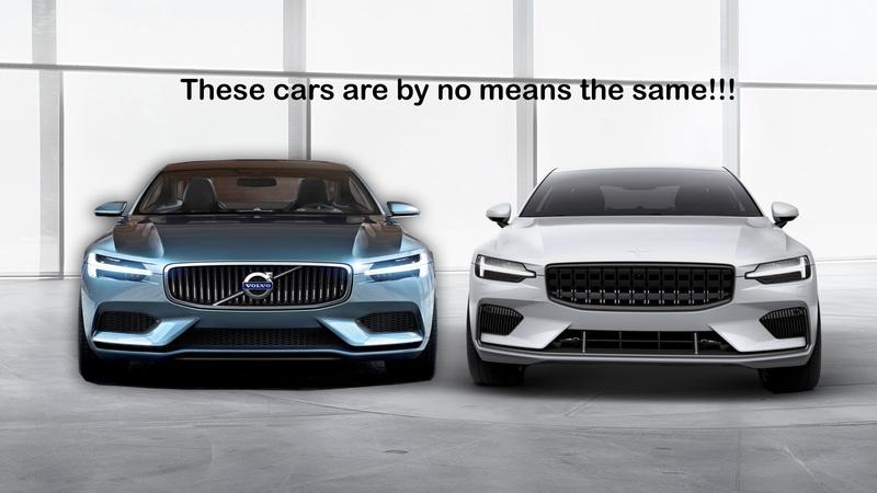 Pops' Rants: Volvo Shamelessly Reheated an Old Concept to Revive Polestar