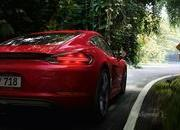 Wallpaper of the Day: 2018 Porsche 718 Cayman GTS - image 739178