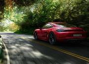Wallpaper of the Day: 2018 Porsche 718 Cayman GTS - image 739180