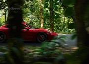 Wallpaper of the Day: 2018 Porsche 718 Cayman GTS - image 739189
