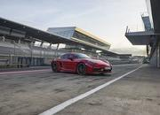 Wallpaper of the Day: 2018 Porsche 718 Cayman GTS - image 739168
