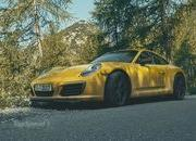 The 2019 Porsche 911 Will be Offered as a Carrera T Because It's Pure - image 739982