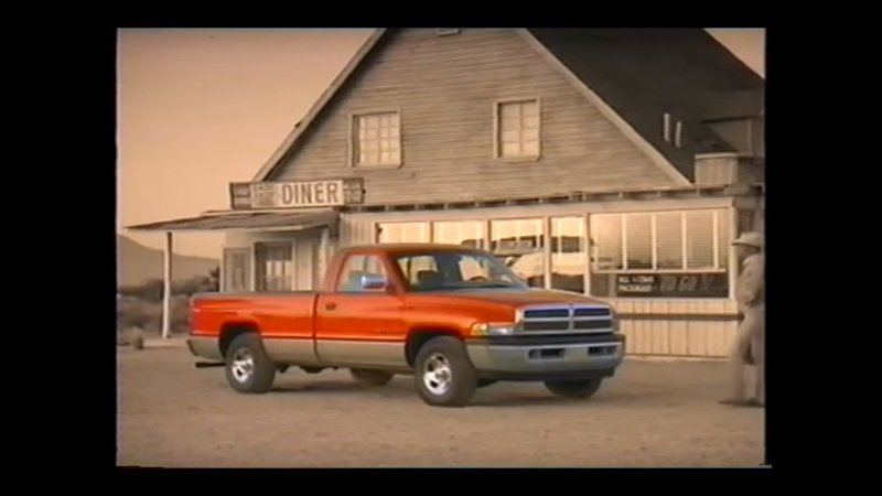 Remember How The 1994 Dodge Ram