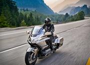 Say hello to the ultimate Japanese luxury tourer, the 2018 Honda Gold Wing. - image 740471