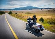 Say hello to the ultimate Japanese luxury tourer, the 2018 Honda Gold Wing. - image 740463