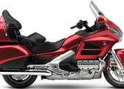 Say hello to the ultimate Japanese luxury tourer, the 2018 Honda Gold Wing. - image 740461