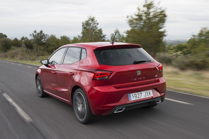 2017 Seat Ibiza High Resolution Exterior Wallpaper quality - image 735180