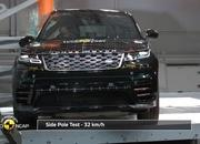 See How The 2018 Range Rover Velar Withstands Crash Testing - image 738187