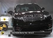 See How The 2018 Range Rover Velar Withstands Crash Testing - image 738185