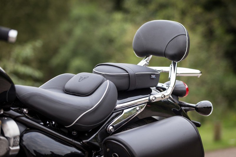 Images: The Triumph Bonneville Speedmaster - in the details and accessories. Exterior High Resolution - image 736036