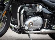 Images: The Triumph Bonneville Speedmaster - in the details and accessories. - image 736040