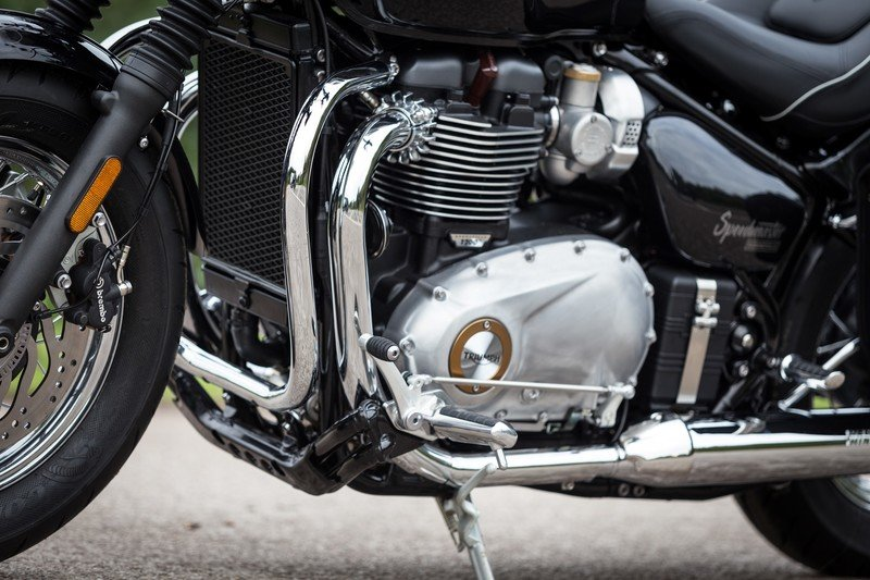 Images: The Triumph Bonneville Speedmaster - in the details and accessories. Exterior High Resolution - image 736040