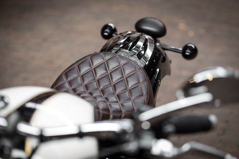 Images: The Triumph Bonneville Speedmaster - in the details and accessories. Exterior High Resolution - image 736044