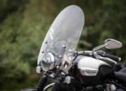 Images: The Triumph Bonneville Speedmaster - in the details and accessories. - image 736047