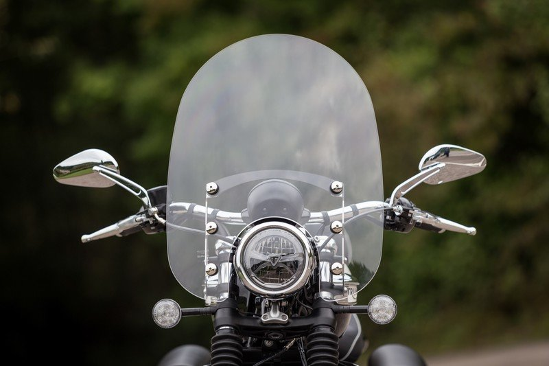 Images: The Triumph Bonneville Speedmaster - in the details and accessories. Exterior High Resolution - image 736048