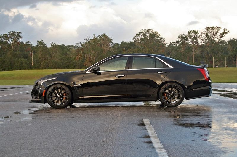 The Cadillac CTS-V Is The Camaro ZL1 For Gentlemen