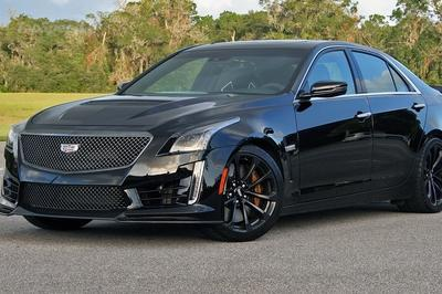 Meet the third-gen Cadillac CTS-V