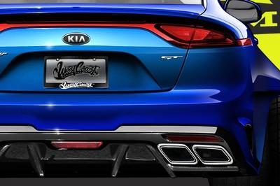The Kia Stinger Gets Baptized For SEMA - image 739815