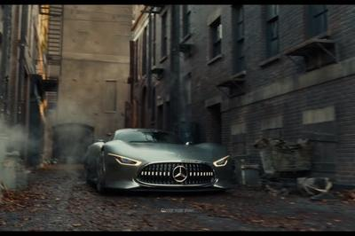 The Mercedes-AMG Vision Gran Turismo Concept Is All Set For Its Hollywood Debut - image 737298