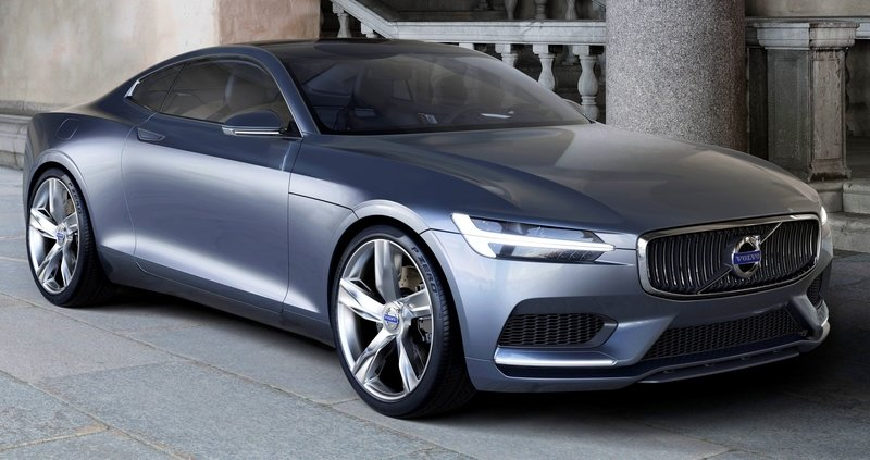 The Polestar 1: A Repurposed Volvo Concept from 2013
