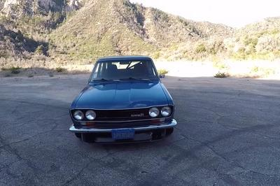 The Smoking Tire Takes A Modified Datsun 510 Wagon Out To The Canyons: Video - image 738549