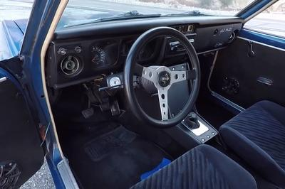 The Smoking Tire Takes A Modified Datsun 510 Wagon Out To The Canyons: Video - image 738550
