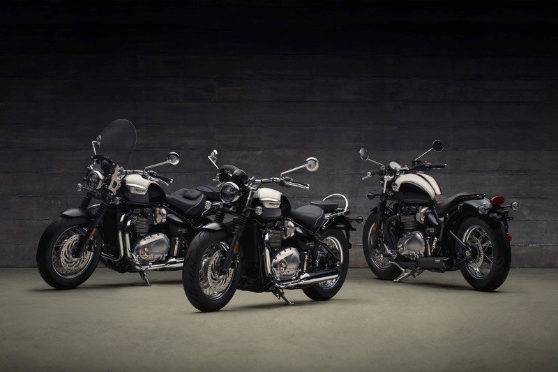 Images: The Triumph Bonneville Speedmaster - in the details and accessories.