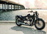 Images: The Triumph Bonneville Speedmaster - in the details and accessories. - image 735993