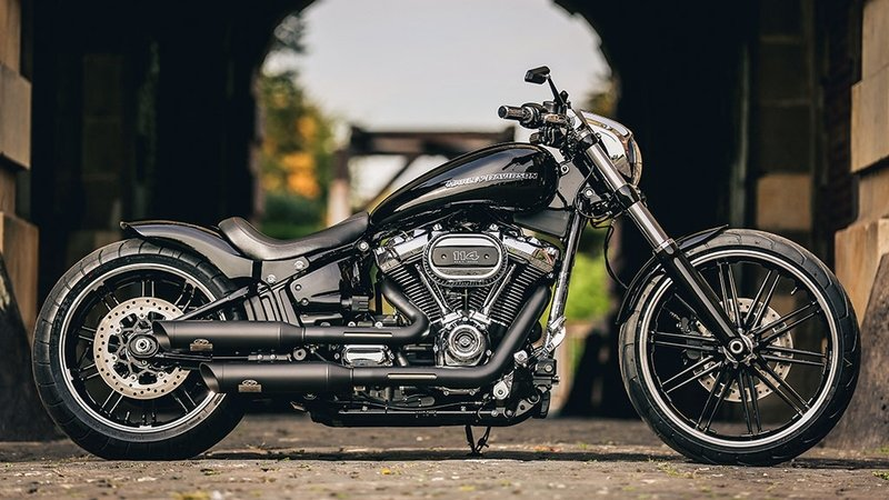 Thunderbike Customs Unveils First MY18 Breakout