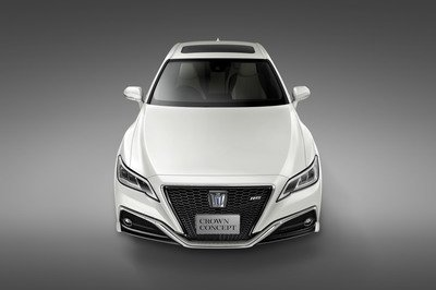 2017 Toyota Crown Concept - image 736259