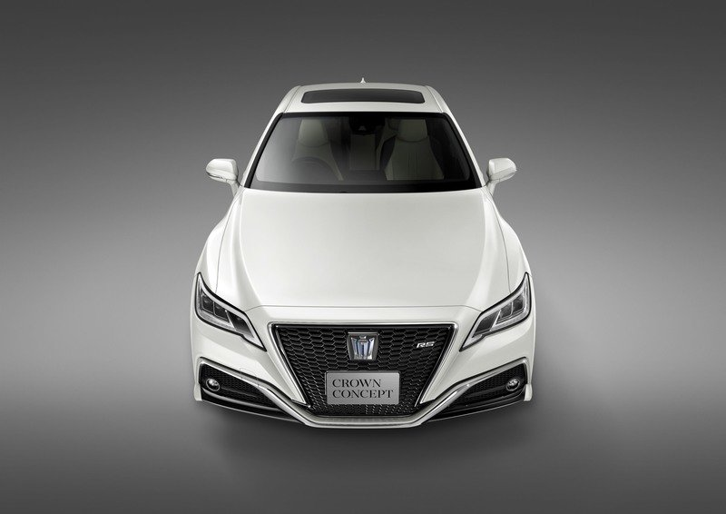 2017 Toyota Crown Concept