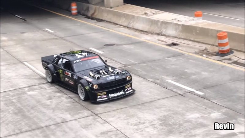 Video Memo: Ken Block Spotted on Detroit Streets – Gymkhana 10 Could be Underway