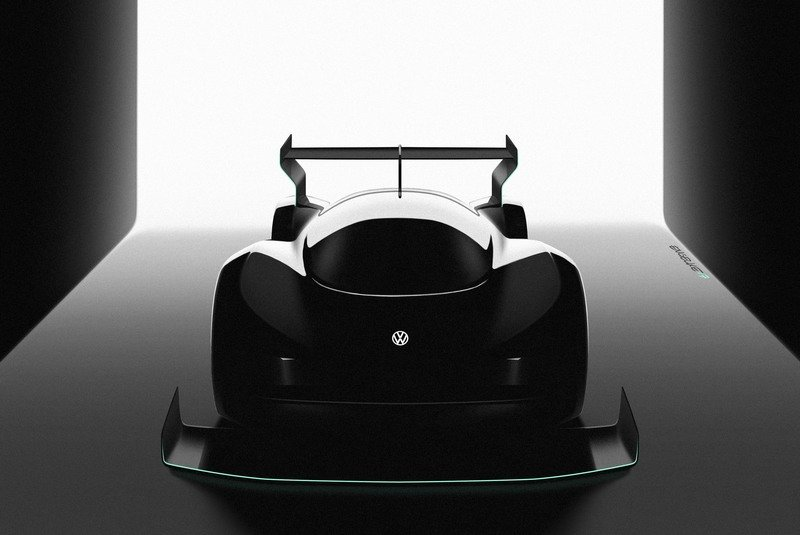 Volkswagen Teases Electric Race Car For 2018 Pikes Peak